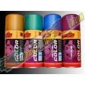 COLORI Spray per Lexan Metallizzati