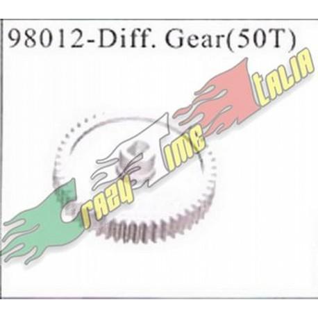 RICAMBI HIMOTO / HSP 98012 - CORONA DIFFERENZIALE 50 DENTI