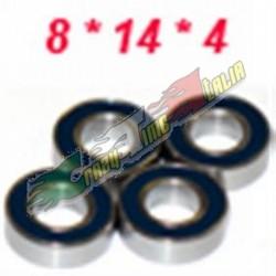 CUSCINETTO 8X14X4 SCHERMI IN PLASTICA (1)