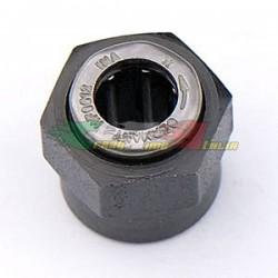 HIMOTO - CUSCINETTO UNIDIREZIONALE 6,3 H12 CON ESAGONO DA 12mm