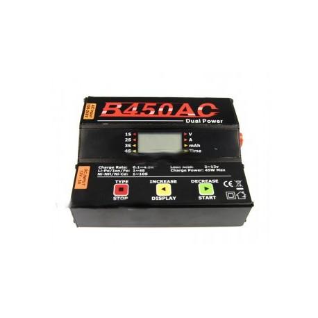 B450AC 45W - Caricabatteria professionale B450 da 45W