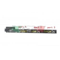 DJI Phantom Barra carcabatterie in parallelo per 3 batterie