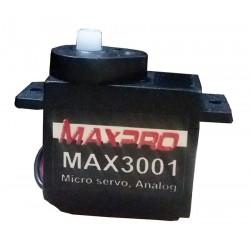 MAXPRO - MICRO SERVO ANALOGICO 3001 2,1KG