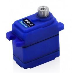 POWER HD - SERVO WATERPROOF, METAL GEARS (2.6KG.0.10SEC) FOR TRX4