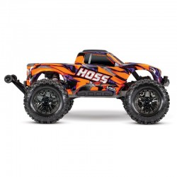 TRAXXAS 90076-4 HOSS 4WD MONSTER TRUCK 1:10 BRUSHLESS VXL-3S TSM