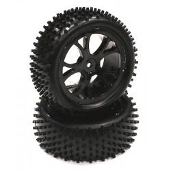 Ricambi VRX 10300 - Ruote Anteriori Off-road Buggy 1/10