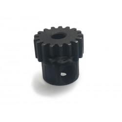 VRX 10520- PIGNONE 17 DENTI IN METALLO MODULO 0,6