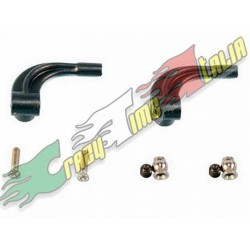 RICAMBIO ESKY 000667 BELT CP EK1-0403 FLYBAR CONTROL ARM SET