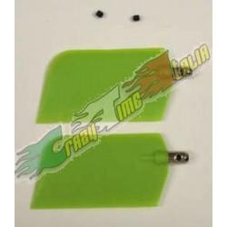 RICAMBIO ESKY000678 BELT CP V2 EK1-0414G PADDLE SET VERDE