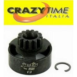 JET'S - Pignone / Campana frizione Racing Rally 15 T Ventilato