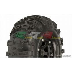 """Pro-Line 1146-12 - Chisel 2.2"""" G8 Rock Terrain Truck Tires w/Memory Foam"""