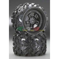 "PROLINE 1198-13 - GOMME BIG JOE II 3,8"" CON CERCHI 17mm PER TRAXXAS"