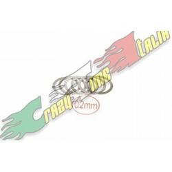 RICAMBI HOBBYTECH STR8 - Set rasamenti 13 x 16 x 0,3 (10) STR8