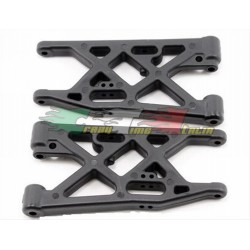 Ricambi Losi LOSA1725 - Rear Suspension Arm Set: 8B 2.0