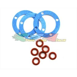 Ricambi Losi LOSA3505 - Differential Seal Set: 8B,8T, LST, XXL, MB