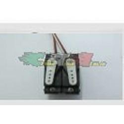 RICAMBI MONSTERTRONIC MT400-013 - SET SERVI PER MT400