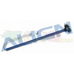 RICAMBI TREX 100 - 11015 CODA COMPLETA + MOTORE