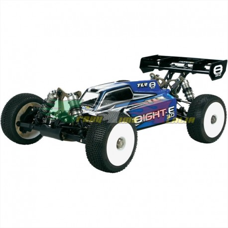 AUTOMODELLO TLR 8IGHT-E 3,0 RACE KIT 1/8 4WD BUGGY ELETTRICA