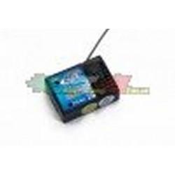 Ricevente 2.4Ghz a 4 Canali idonea x Modelli Elettrici ed a Scoppio H0014RX