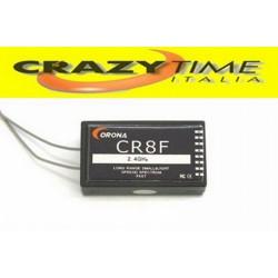 RICEVENTE CORONA 8 CH RX 2,4 GB
