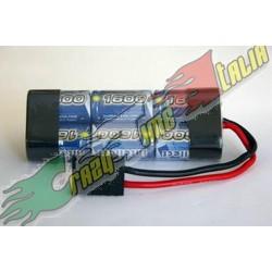STICK PACK1600 7,2V CON SPINOTTO TRAXXAS