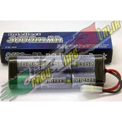 STILPACK 3600MHA NIMH SPINOTTO TRAXXAS