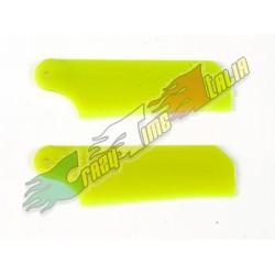 RICAMBIO ESKY 000686 BELT CPEK1-0420G TAIL ROTOR BLADE VERDE