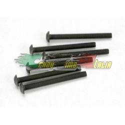 TRAXXAS 2582 - VITI 3X 30mm (6PZ)