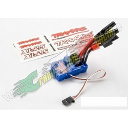 TRAXXAS 3024 - ESC XL2,5 ELECTRONIC SPEED CONTROL RESISTENTE ALL'ACQUA