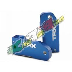TRAXXAS 3632A - BANCHETTI MOTORE IN ALLUMINIO (DX-SX) PER STAMPEDE