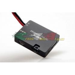 Upgrade DJI - GCU centralina Mini Zenmuse H3-3D e H3-2D