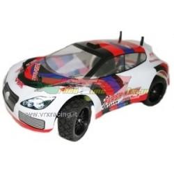 VRX AUTOMODELLO Stradale Flash Rally XR16 EBL 1:16 Brushless