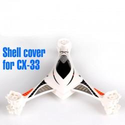RICAMBI DRONE CX-33 CX33 - SCOCCA