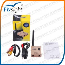 FLYSIGHT RC306 - RICEVITORE A/V 5,8G 400mW 32CH
