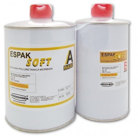 PROCHIMA ESPAK SOFT - A+B 500Gr