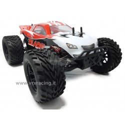 Mega Truck Sword 1:10 elettrico a spazzole RC-550 Turbo Speed Radio 2.4 GhZ RTR 4WD