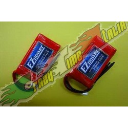 BATTERIE LIPO 11,1V 1100MHA 25C 3 CELLE