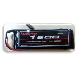 MAXPRO - BATTERIAPIATTA NIMH 1600MHA 6V
