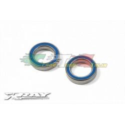 SERPENT HUDY XRAY 941218 - CUSCINETTI 12X18X4 (2)
