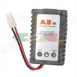 caricabatteria rapido per batterie NI-MH con attacco TAMIYA