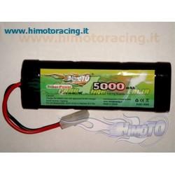 BATTERIA 7,2V 5000MAH NI-MH HIMOTO