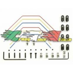 barre stabilizzatrici Tamiya TA05
