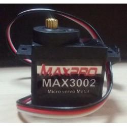 MAXPRO - MICRO SERVO ANALOGICO 3002 2,2KG