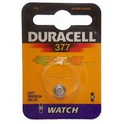 pila a bottone Duracell D377 1x 1,5volt