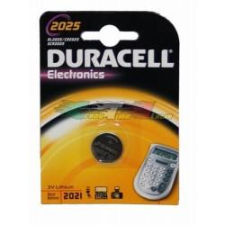 pila a bottone Duracell DL2025 1x 3v