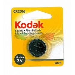 pila a bottone Kodak KCR2016 1x 3volt litio