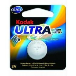 pila a bottone Kodak KCR2032 1x 3volt litio