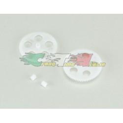 RICAMBI ARES AZSH1158 - SET PIGNONI E CORONE PER MICROELICOTTERO CHRONOS CX 75