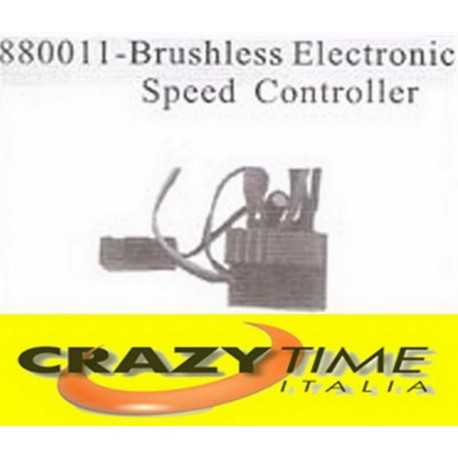 BRUSHLESS SPEED CONTROLLER