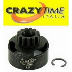 JET'S - Pignone / Campana frizione Racing Rally 14 T Ventilato